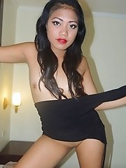 Horny young Asian amateur loves to fuck strangers