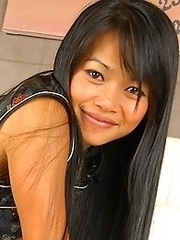 Thai Pussy Banging with Ning
