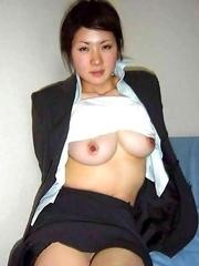 Hot sexy Oriental chicks