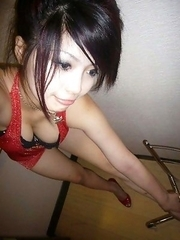 Gallery of a nice group of sexy Asian hotties
